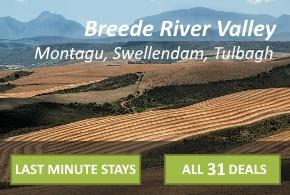 Breede River Valley